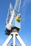 Harbor crane Stock Images