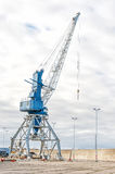 Harbor crane. Stock Image