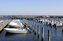 Harbor in Denmark Stock Photography