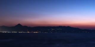 Harbor of Heraklion, Crete, Greece Stock Images