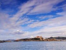 Harbor in Ibiza Town Royalty Free Stock Photo