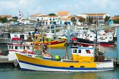 Free Harbor In France Stock Photo - 31035990