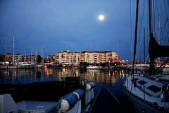 Free Harbor In France Royalty Free Stock Images - 49019109