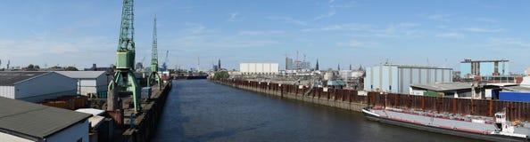 Harbor Industry Stock Photo