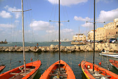 Harbor of Jaffa. Stock Photography