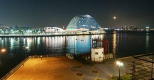 The harbor  Kobe Royalty Free Stock Photography