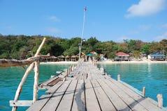Harbor at Koh Samet Stock Image