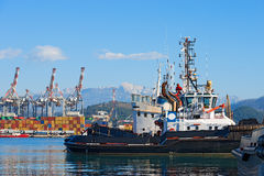 Harbor of La Spezia - Liguria Italy Stock Photo