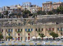 Harbor in La Valletta, Malta Stock Photography