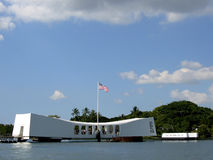 Harbor Memorial Stock Photography