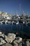 Harbor of Monaco Royalty Free Stock Image