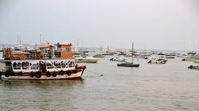 A Harbor in Mumbai Royalty Free Stock Image