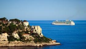Harbor in Nice, France Stock Photo