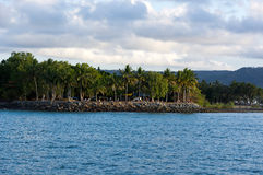 Harbor of Port Douglas Royalty Free Stock Photography