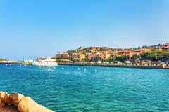 Harbor Porto Cervo, Sardinia Royalty Free Stock Photo
