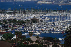 Harbor,San Diego Stock Image
