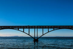 The Harbor of Santa Barbara de Samana, Dominican Stock Photography