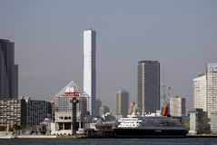 Harbor, Tokyo, Japan Royalty Free Stock Image