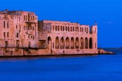 Harbor in Valletta Royalty Free Stock Photos