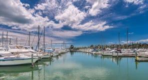 Harbor Royalty Free Stock Photo