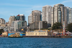 Luna Park, Sydney, Australia Royalty Free Stock Image
