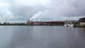 Harborwalk Georgetown South Carolina USA lizenzfreie stockfotografie