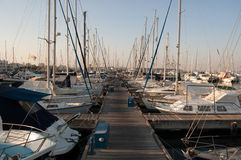 Harbour Royalty Free Stock Photography