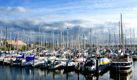 Harbour Royalty Free Stock Photos