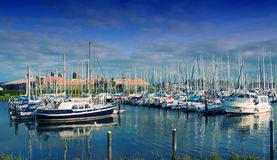 Harbour Royalty Free Stock Images