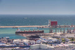 Harbour of Agadir, Morocco Stock Image