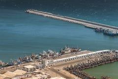 Harbour of Agadir, Morocco Stock Photography