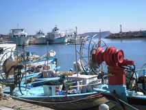 Harbour from Agia Napa / Cyprus Stock Photography