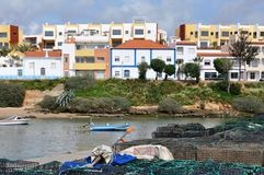 Alvor, Algarve, Portugal Royalty Free Stock Photography
