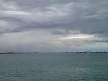 Harbour. In Australia Stock Photos