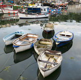 Harbour Boats Royalty Free Stock Image