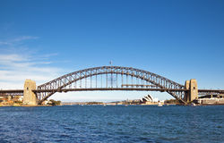 Harbour Bridge Royalty Free Stock Image
