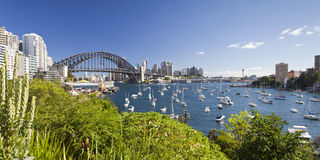 Harbour bridge Royalty Free Stock Photography