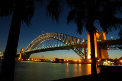 Free Harbour Bridge Stock Photography - 1865482