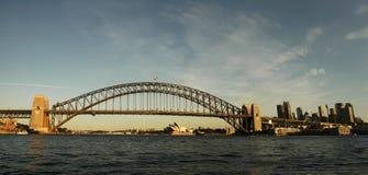 Harbour Bridge Stock Photography