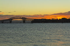 Harbour Bridge Auckland Stock Image