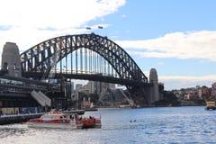 Harbour Bridge Stock Image
