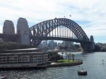 Harbour bridge Stock Photos