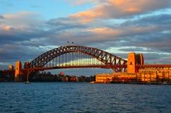 Harbour Bridge Stock Images