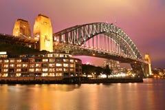 Harbour Bridge Sydney Stock Photos