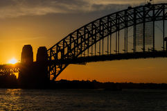 Harbour Bridge. Sydney Stock Photos
