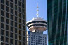 Harbour Centre Royalty Free Stock Photography