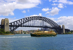 Harbour Cruise Boat Stock Images