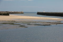 Harbour Entrance Royalty Free Stock Photography
