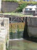Harbour Gates Stock Photo