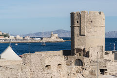 The Harbour Gates Royalty Free Stock Image